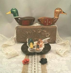 Mallard Wedding Ducks