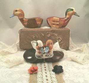 Wigeons Wedding Ducks
